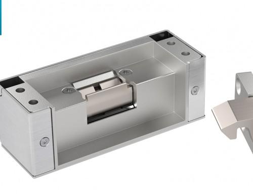 STEP 8 – ett utanpåliggande lås i minimal design