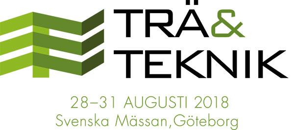 Klicka här och beställ ditt entrékort till Trä & Teknik 2018